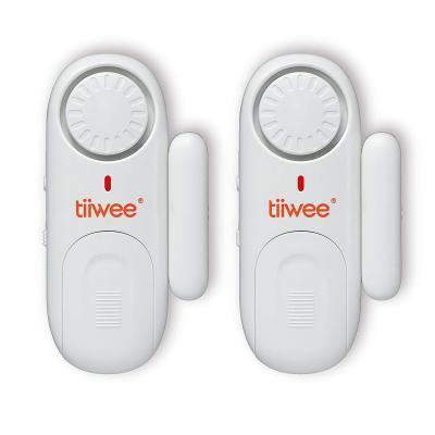 Tiiwee Alarma de Ventana y de Puerta 120dB Seguridad en el hogar