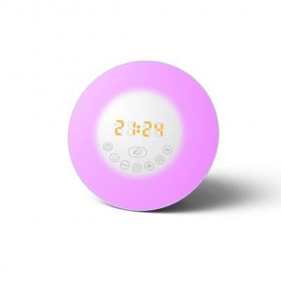 Wakeup Luz Despertador Light Despertador Con Luz Que Simula El Amanecer