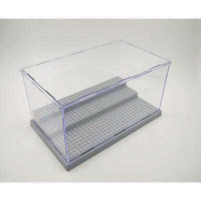 Papi Max minifigras Caja de almacenaje para Minifiguras