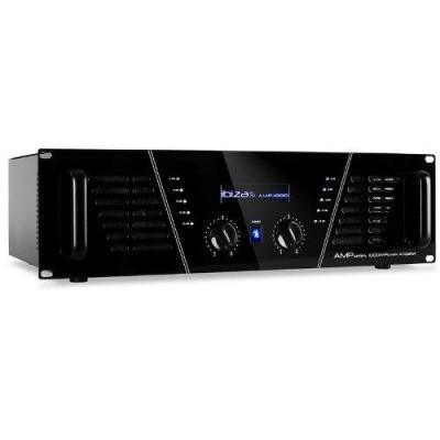 Ibiza AMP-1000 Amplificador PA 1600 W MOSFET