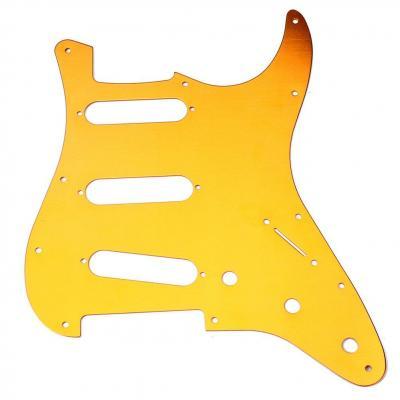 Rosenice Premium Calidad Guitarra Pick Guard  Golpeador Pastillas Efectuando Precableado Para Fender Strat Stratocaster