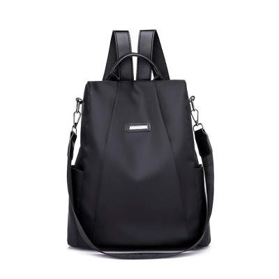 Mochilas Casual de Viaje de Tela Oxford de Personalidad de Moda Bolsa Antirrobo Paquete de Viaje y Ocio para Mujeres y Chicas Diario Messenger Bag Backpack