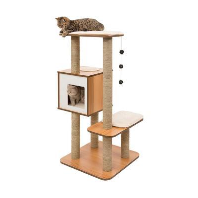 Vesper Mueble Rascador Para Gatos