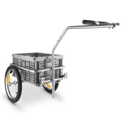 Duramaxx Bigbig Box Remolque Para Bicicleta
