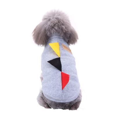 Fossrn Invierno Mascotas Perro Gato Sudaderas Abrigo Cachorro Ropa Perro Pequeño Yorkshire Toy